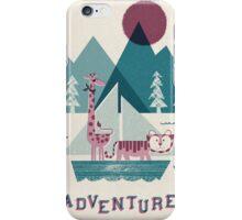 Adventure iPhone Case/Skin