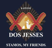 Dos Jesses by wwujd