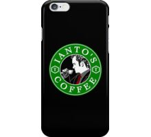 Ianto's Coffee iPhone Case/Skin