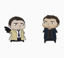 Deanie-Weenie and CAS. by MadnessAtHand
