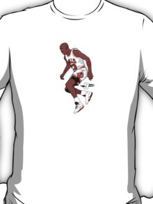 Fire Red V (More Colors) T-Shirt