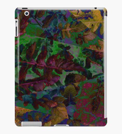 Super Natural No.6 iPad Case/Skin