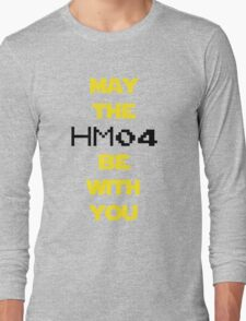 May the HM04 be with you Long Sleeve T-Shirt