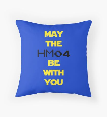 May the HM04 be with you Throw Pillow