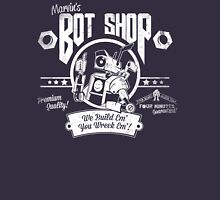 Marvin's Bot Shop Womens Fitted T-Shirt