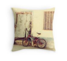 #118 Throw Pillow