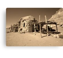 """""""Old Stone House"""" Canvas Print"""