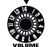 Turn up the volume Photographic Print