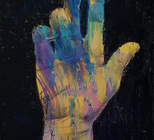 Hand by Michael Creese