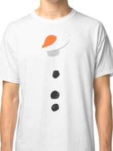 Do You Wanna Be a Snowman? Classic T-Shirt