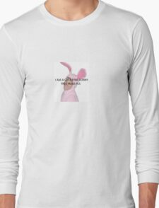 Pink bunny Long Sleeve T-Shirt