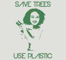 Save Trees by mamisarah