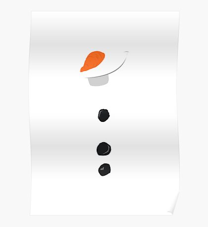 Do You Wanna Be a Snowman? Poster