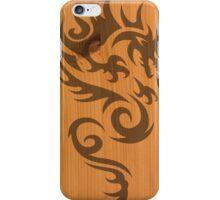 Wood Dragon iPhone Case/Skin