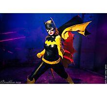 Beware the Bat Photographic Print