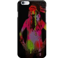 Native Hood Bish iPhone Case/Skin