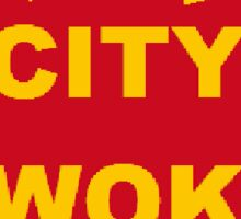 City Wok Chinese Restaurant South Park Sticker