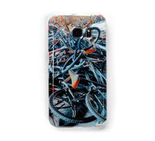 broken bicycles Samsung Galaxy Case/Skin