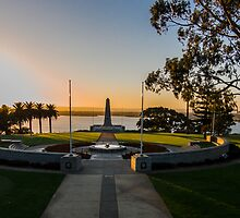 Eternal Flame, Kings Park, Perth, WA by fireflyphotog