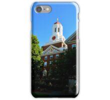 Dunster House - Harvard iPhone Case/Skin