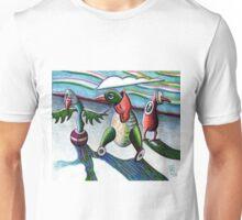 Three Invalids Unisex T-Shirt