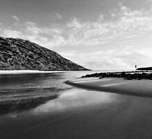 Tallebudgera Black and White by goodieg