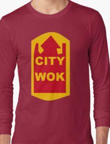 City Wok Chinese Restaurant South Park Long Sleeve T-Shirt