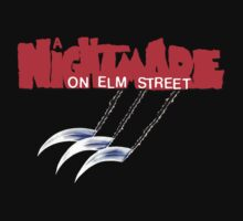 A Nightmare On Elm Street by Zig-Zag