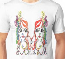 Mirror Twins Unisex T-Shirt