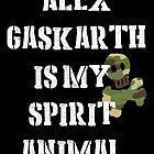 Alex Gaskarth is my Spirit Animal by Mollie Barbé