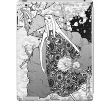 Lady iPad Case/Skin