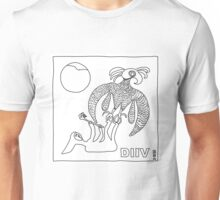 DIIV - OSHIN Line Drawing Unisex T-Shirt