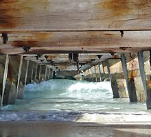 Pier Support by Rob McGrath