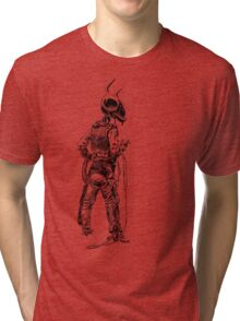 the Good, the Bad & the Alien Tri-blend T-Shirt