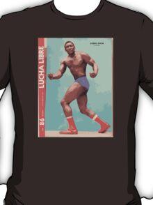 Lucha Libre - Dorrel Dixon v2 T-Shirt