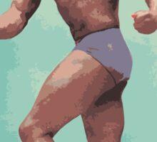 Lucha Libre - Dorrel Dixon v2 Sticker