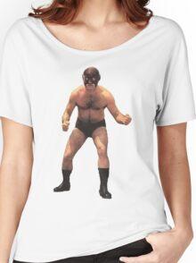 Lucha Libre - La Bestia v1 Women's Relaxed Fit T-Shirt