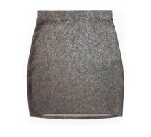 Abstract lights  Mini Skirt
