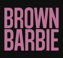 Ladies brown barbie by 1to7