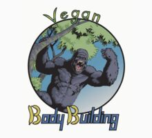 Vegan Bodybuilding by veganart