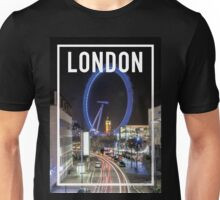 LONDON FRAME Unisex T-Shirt
