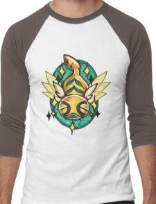 Dunsparce  Men's Baseball ¾ T-Shirt