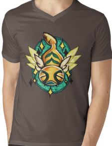 Dunsparce  Mens V-Neck T-Shirt