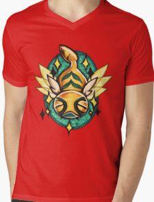 Dunsparce  Mens V-Neck T-Shirt