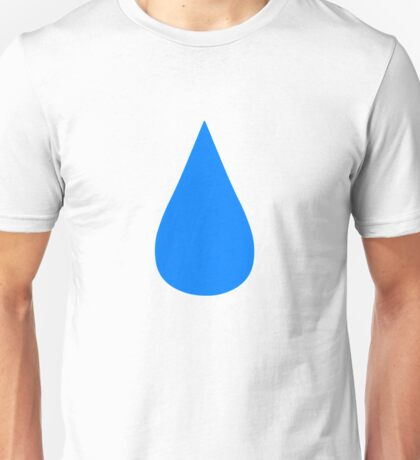 Water Drop Unisex T-Shirt