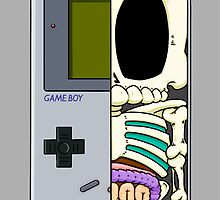 Game Boy Dissected B by crabro