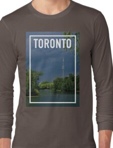 TORONTO FRAME Long Sleeve T-Shirt