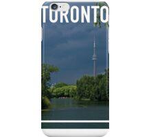 TORONTO FRAME iPhone Case/Skin