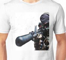 3d Sniper  Unisex T-Shirt