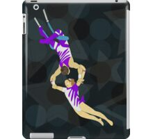 Flying Trapeze Circus Performance iPad Case/Skin